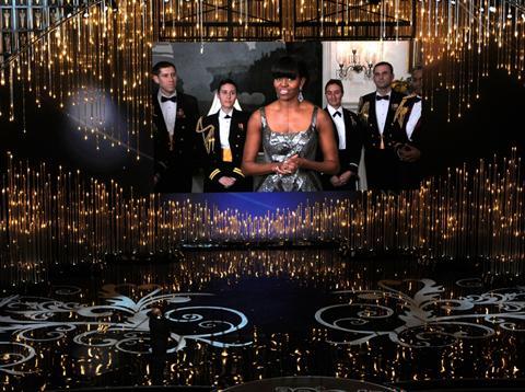 Michelle Obama annonserer årets vinner: Argo