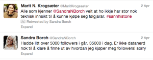 Sandra Borch
