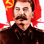 Josef Stalin. No fan of Goerge F. Kennan.